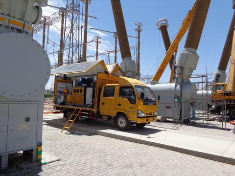 Siemens Handling equipments