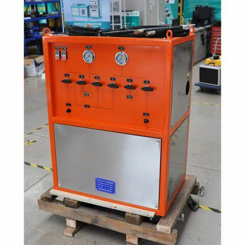 high-voltage electrical switchgear separating unit