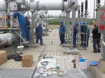 SF6 gas Mixtures Converter Station deivces