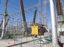GE gas insulated substation unit