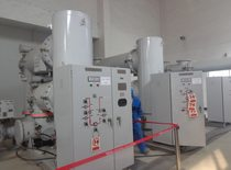 Insulating gas Gas Insulated Switchgear plant